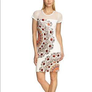 Desigual Flower Print Dress